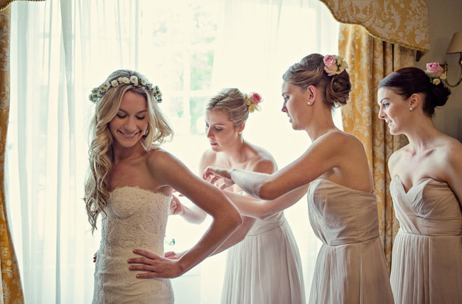 Boho Bride Gemma Sutton Wedding Hair And Makeup
