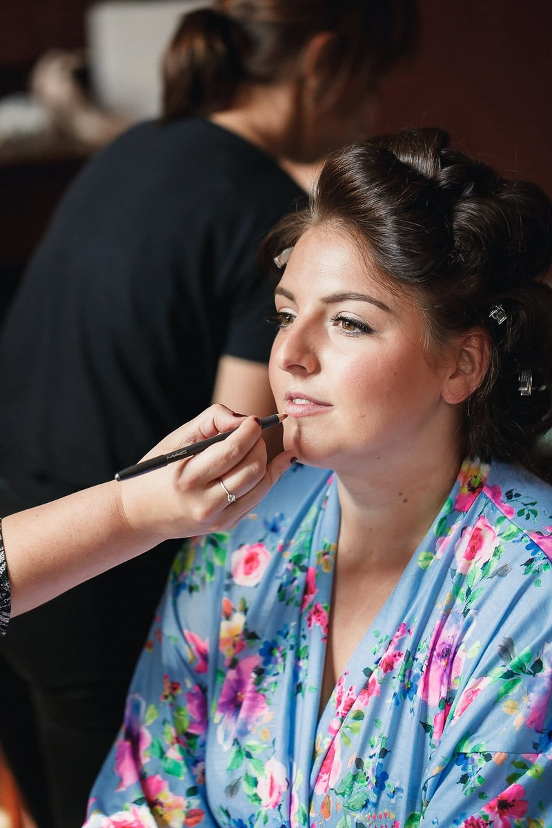 Gemma Sutton - Pro Team Wedding Makeup and Hair