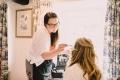 wedding hair and makeup - Gemma Sutton 1