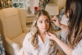 wedding hair and makeup - Gemma Sutton 2