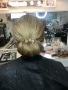 wedding hair styles - Gemma Sutton