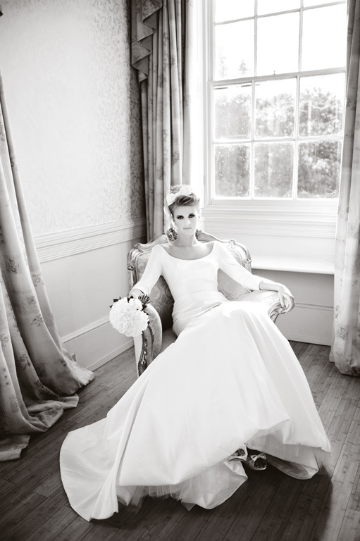 Editorial Bride - Gemma Sutton