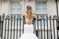 london wedding - Gemma Sutton Wedding hair and makeup