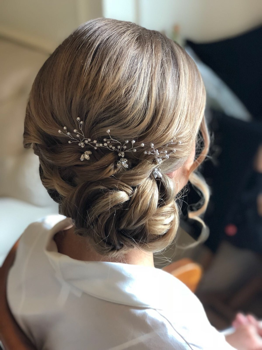 Gold Artist Gemma Sutton Pro Team - Wedding Hair And Makeup -