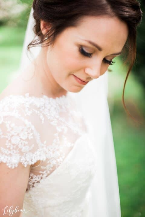 Wedding makeup and hair - Pro Team - Gemma Sutton