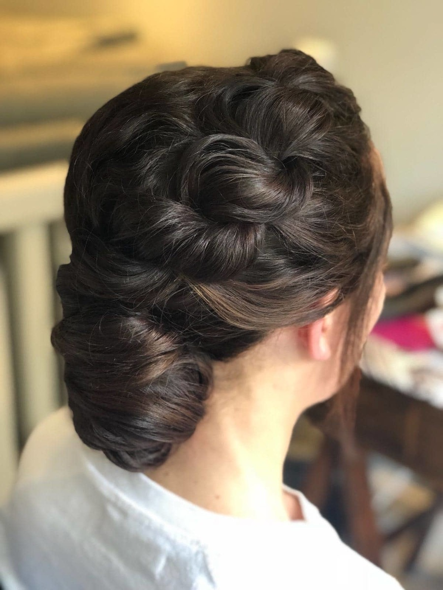 Wedding Hair and Makeup - Gemma Sutton 4