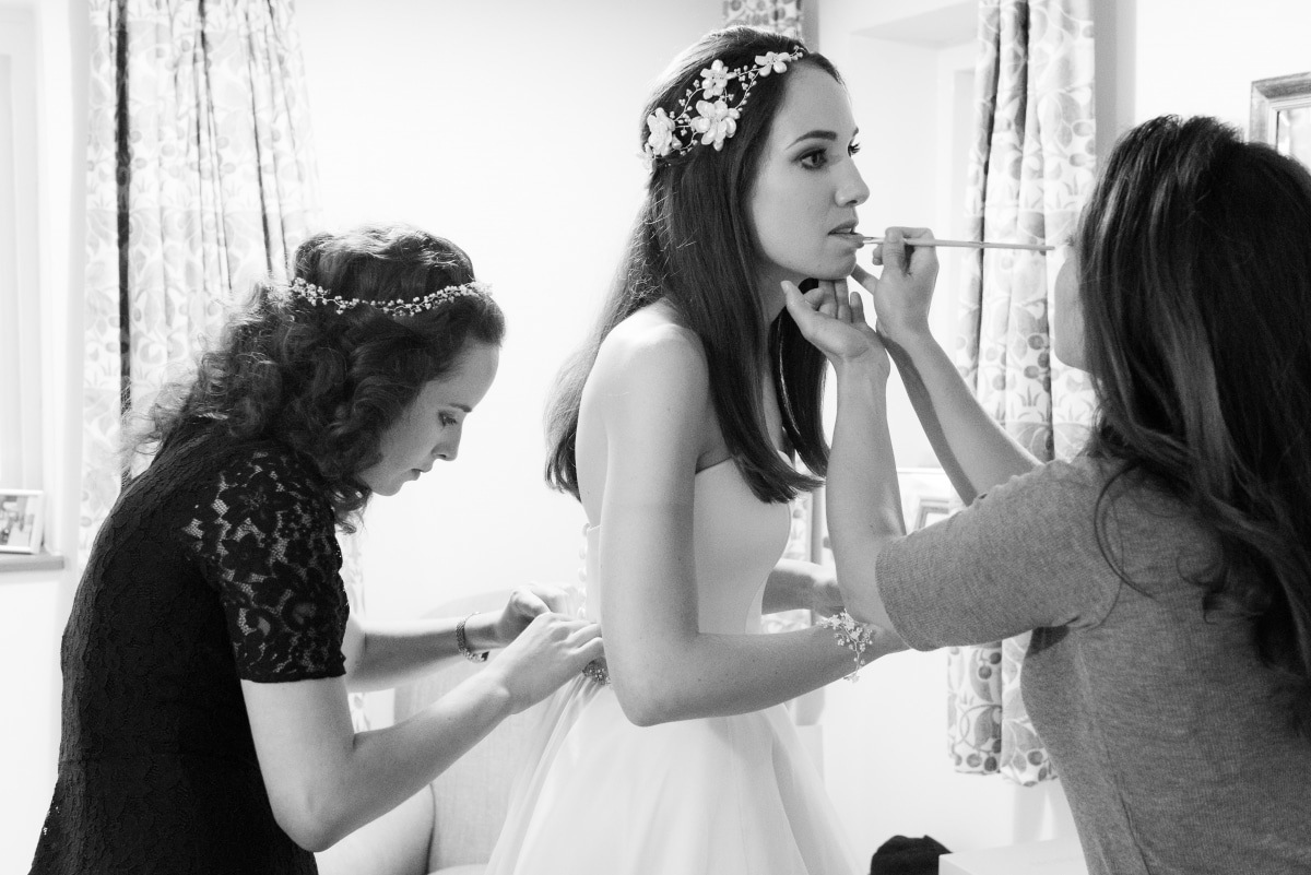 Wedding Hair and Makeup - Gemma Sutton Pro Team 4