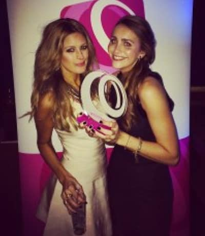 Gemma Sutton & Fran 2014 Wedding Industry Awards