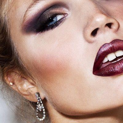 Fashion makeup and hair - Gemma Sutton pro makeup artist