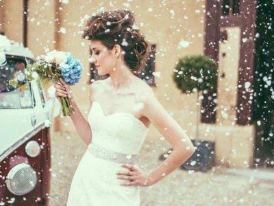 winter wedding with gemma sutton pro team