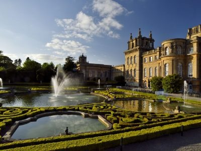 Wedding Venue - Blenheim Palace - Wedding hair and Makeup - Gemma Sutton